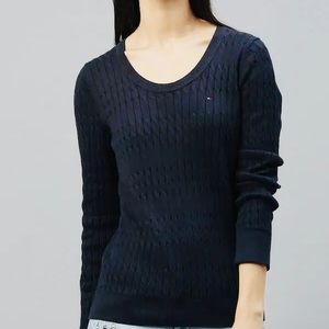 Tommy Hilfiger | Scoop Neck Sweater